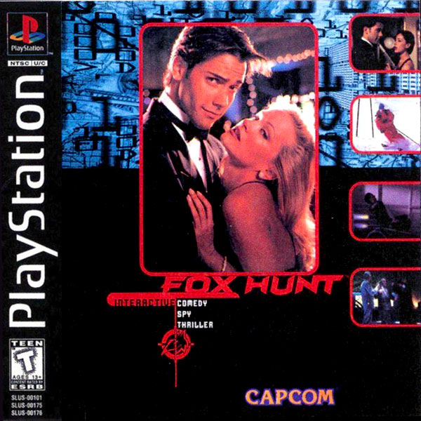 Fox Hunt - PS1 - ISOs Download