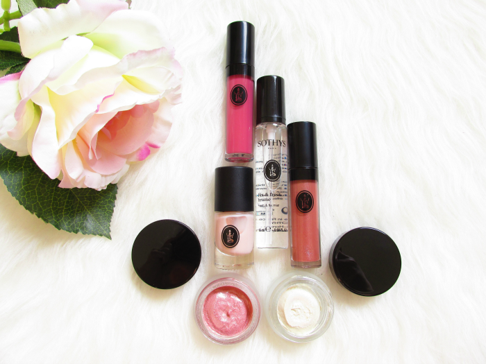SOTHYS - Vintage Sport Spring/Summer 2016 - Makeup Collection - Review, Swatches, Photos