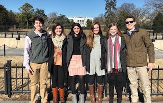 Montgomery Catholic Preparatory School Leads March for Life 3