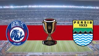 Arema vs Persib: Vizcarra & Supardi Absen