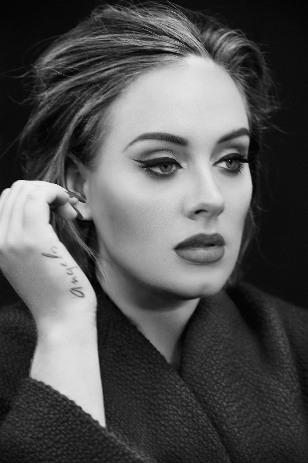 Adele In Time Magazine December 28th 2015 By Erik Madigan