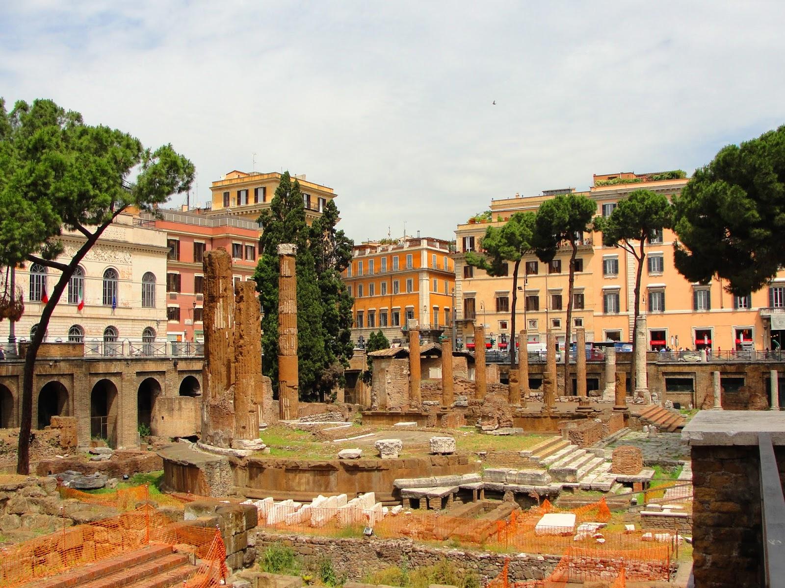 Subsolo de Roma, Itália