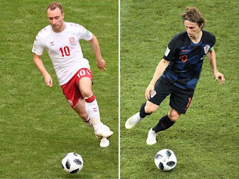 الدنمارك وكرواتيا