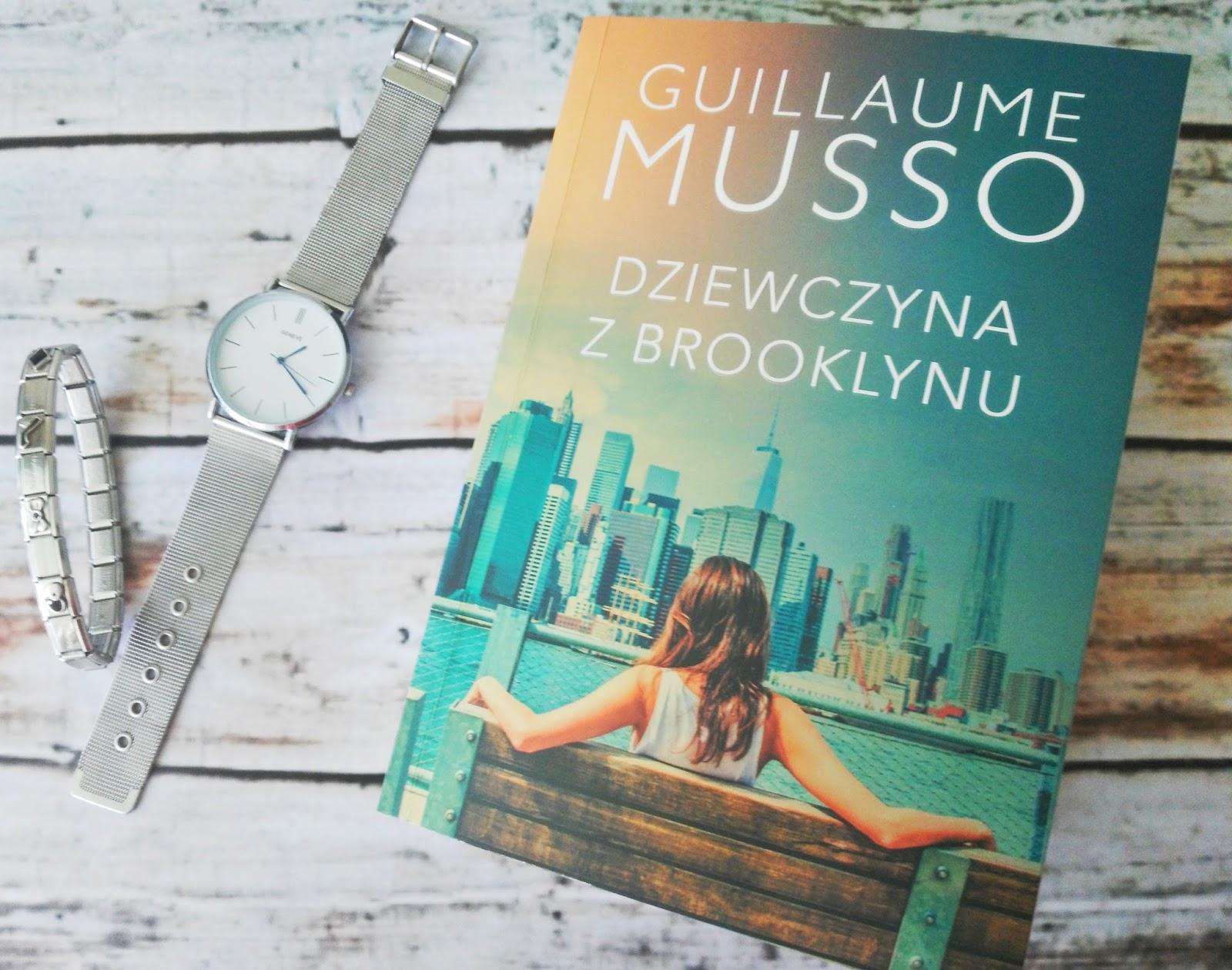 Musso   Guillaume- Dziewczyna z Brooklynu- recenzja