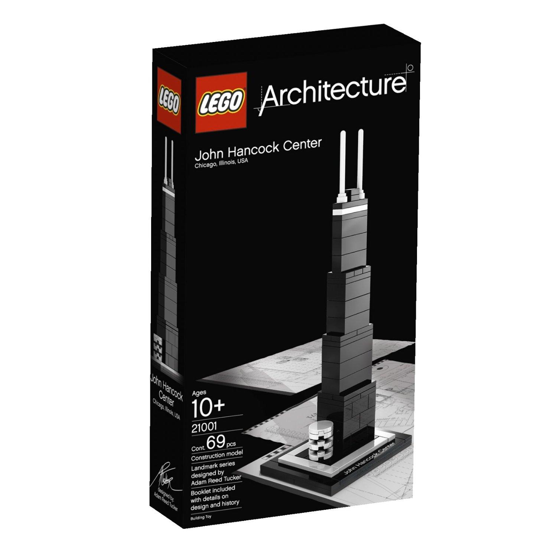 Brick Box Art Lego 21001 John Hancock Center