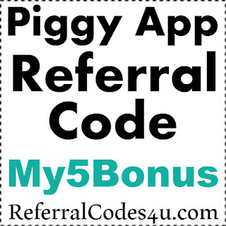 Piggy Coupon App Referral Code 2021, Piggy App Referral Code 2021, Piggy Cashback App Reviews