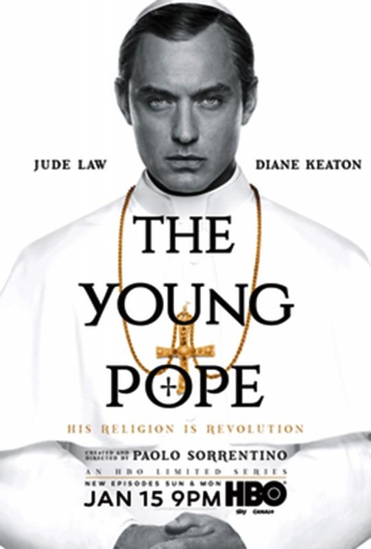 Xem Phim Giáo Hoàng Trẻ Tuổi 2016
