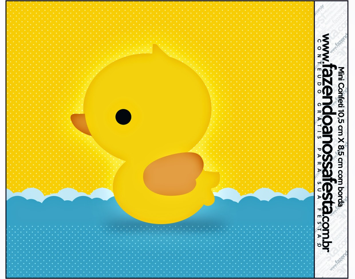Rubber Ducky Free Printable Candy Bar Labels Oh My