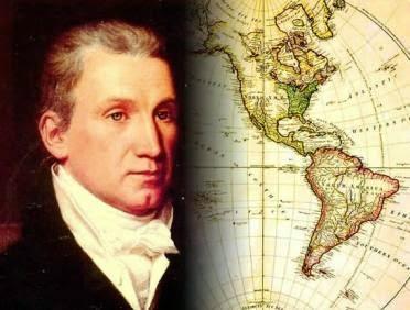 Doutrina Monroe nos Estados Unidos da América