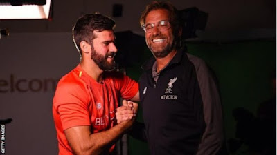 How Alisson became world's most expensive keeper