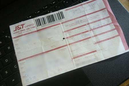 Cara Cek Nomor Resi Paket Kiriman J&T Express