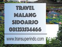 Jadwal Travel Malang Sidoarjo - Transuperindo