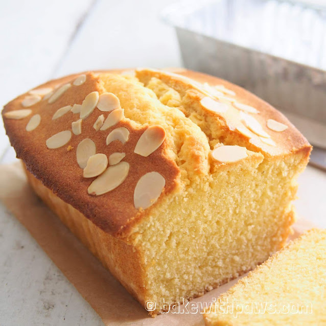 Yogurt Butter Cake