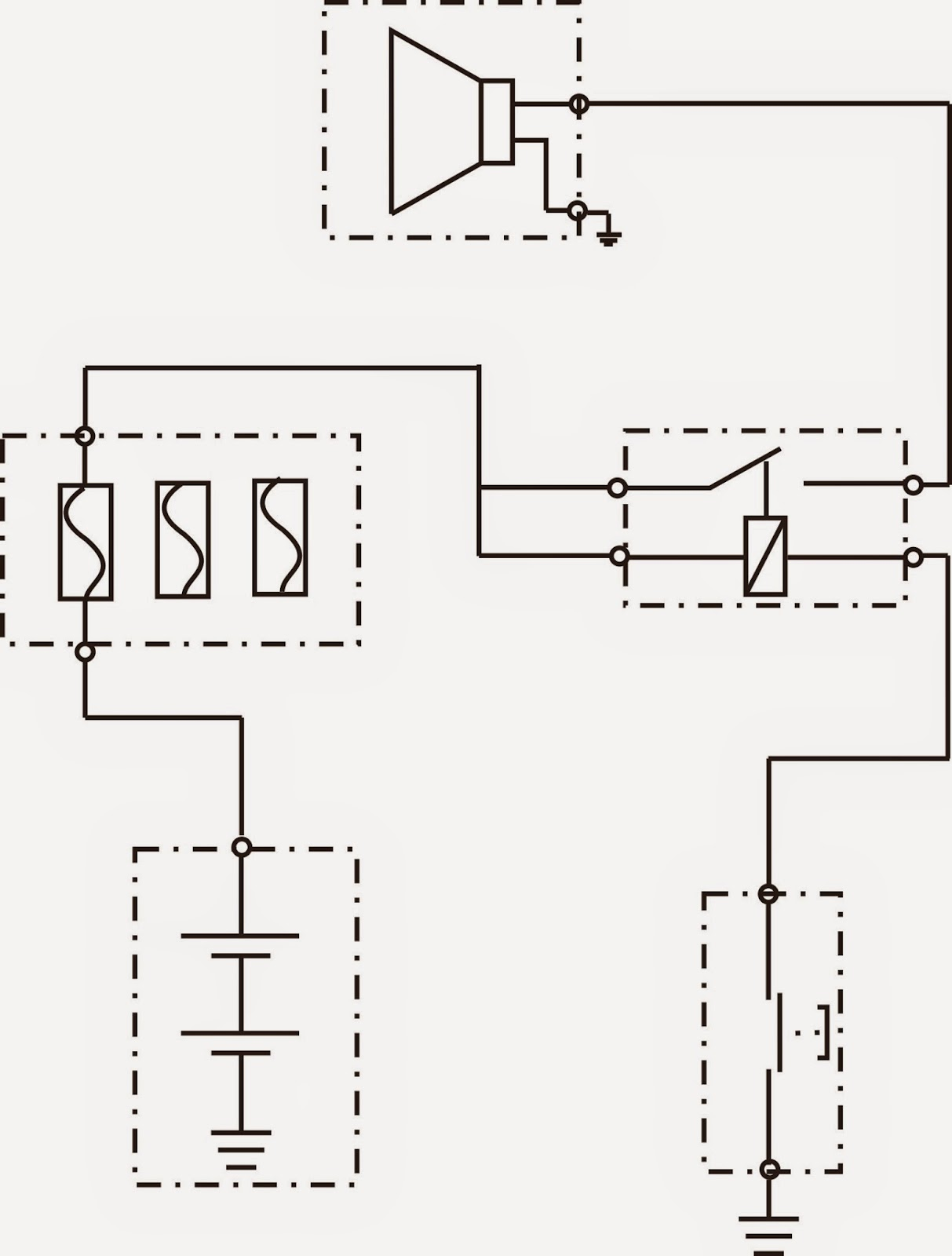 Diagram Wiring Diagram Klakson Full Version Hd Quality