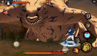 Naruto Mobile Fighter Mod Apk v1.16.9.3 Terbaru