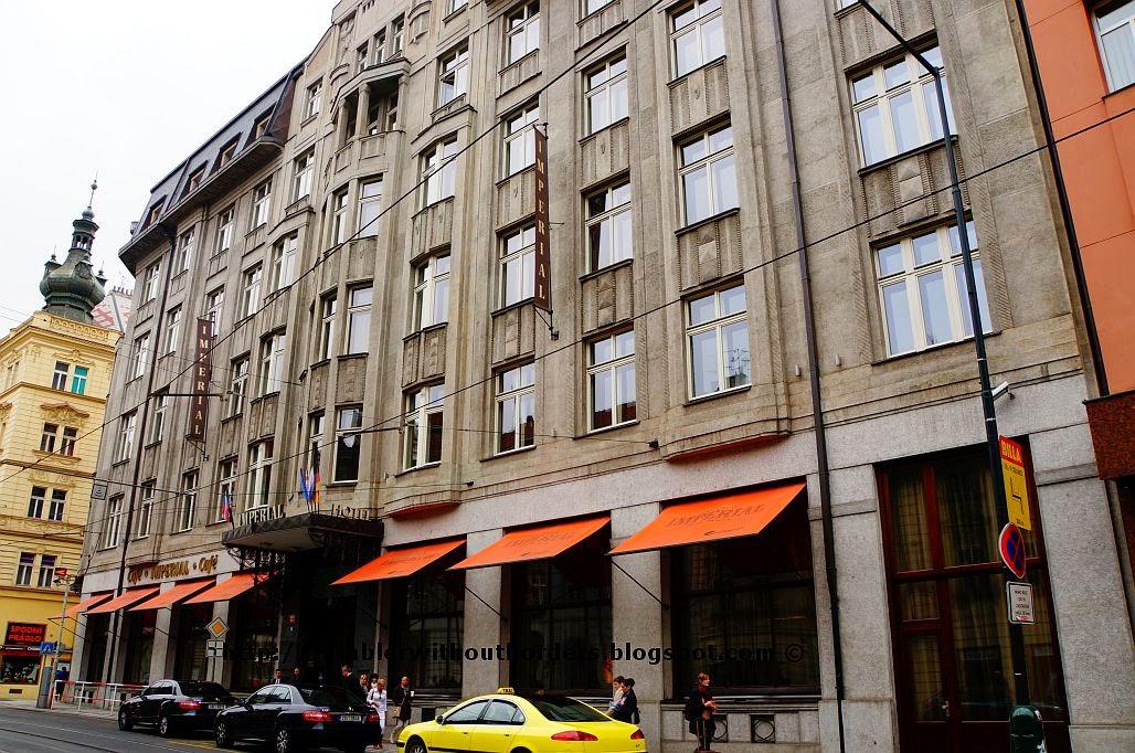 Imperial Hotel, Prage