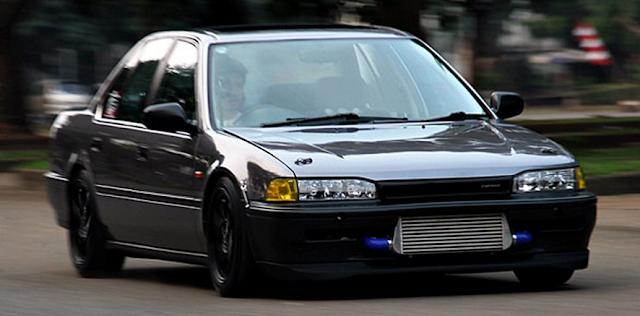Setting Irit Kendaraan Honda Acoord Maestro