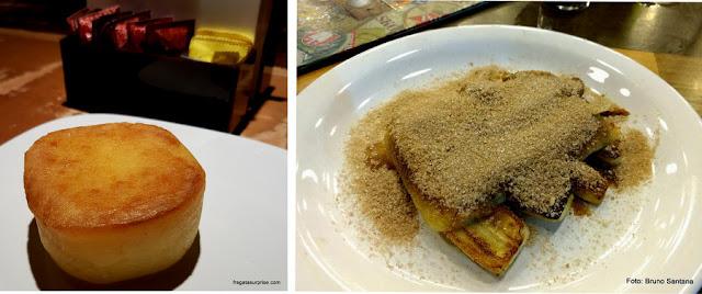 Sobremesas típicas de Recife: bolo Souza Leão e cartola