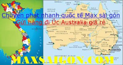 Dịch vụ gửi hàng từ Việt Nam đi sang Úc - Australia giá rẻ nhất