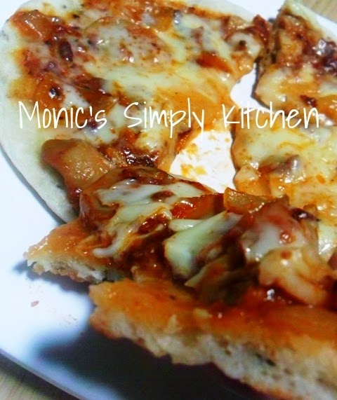 Pizza Teflon Tanpa Ulen Monic S Simply Kitchen