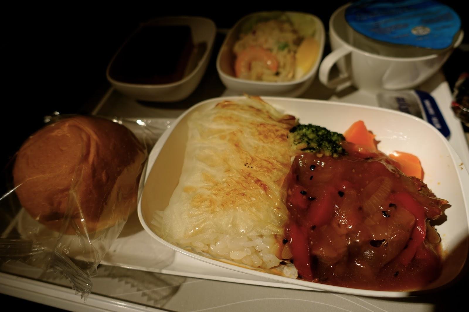 機内食1 軽食