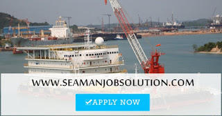 Offshore barge jobs - seamanjobsolution.com