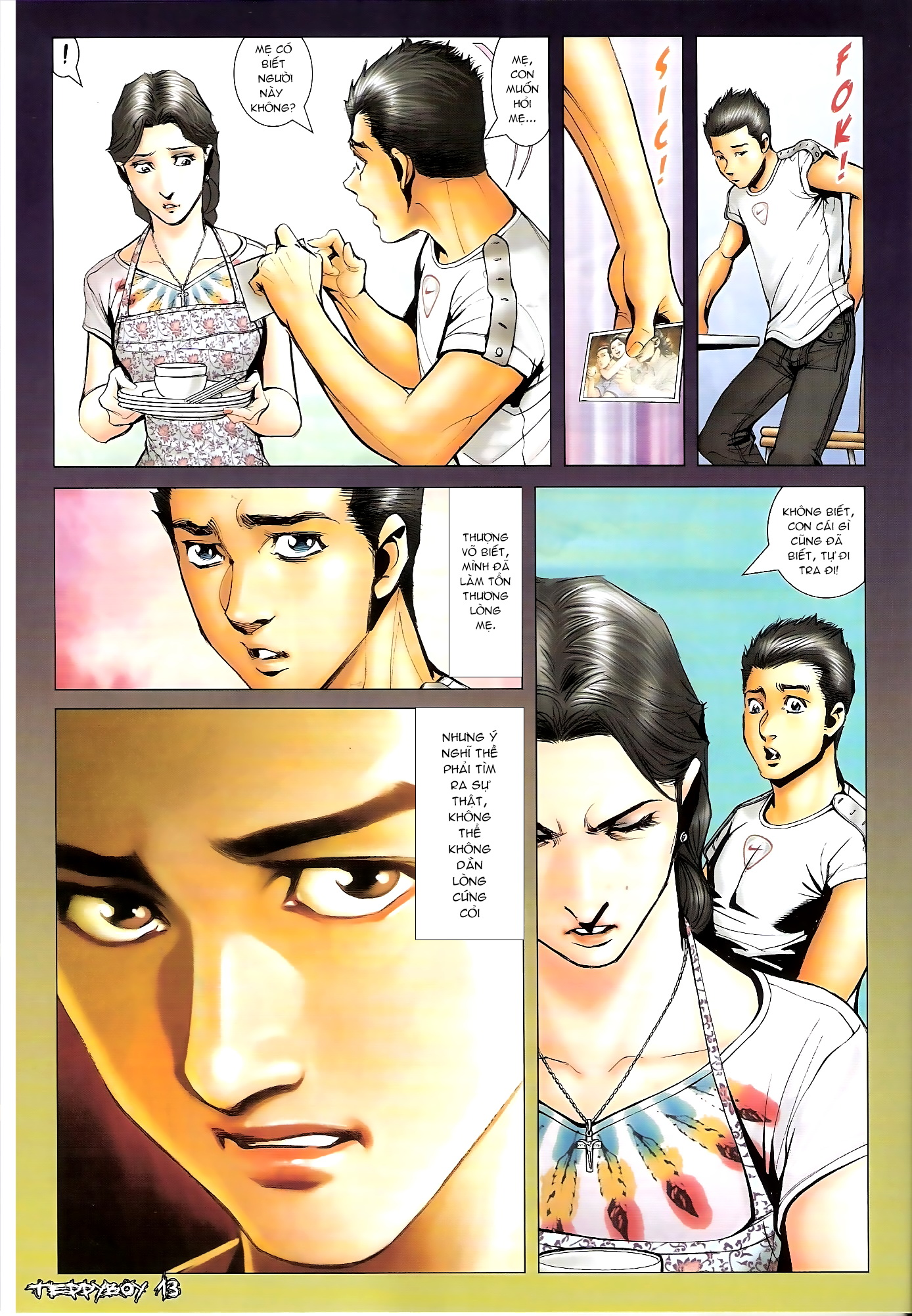 Người Trong Giang Hồ - Chapter 1302: Lịch sử lặp lại - Pic 12