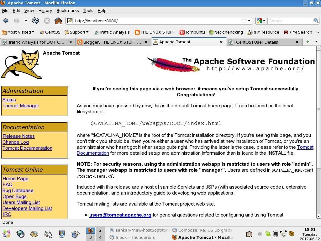 TOMCAT 6.0.18 APACHE TÉLÉCHARGER