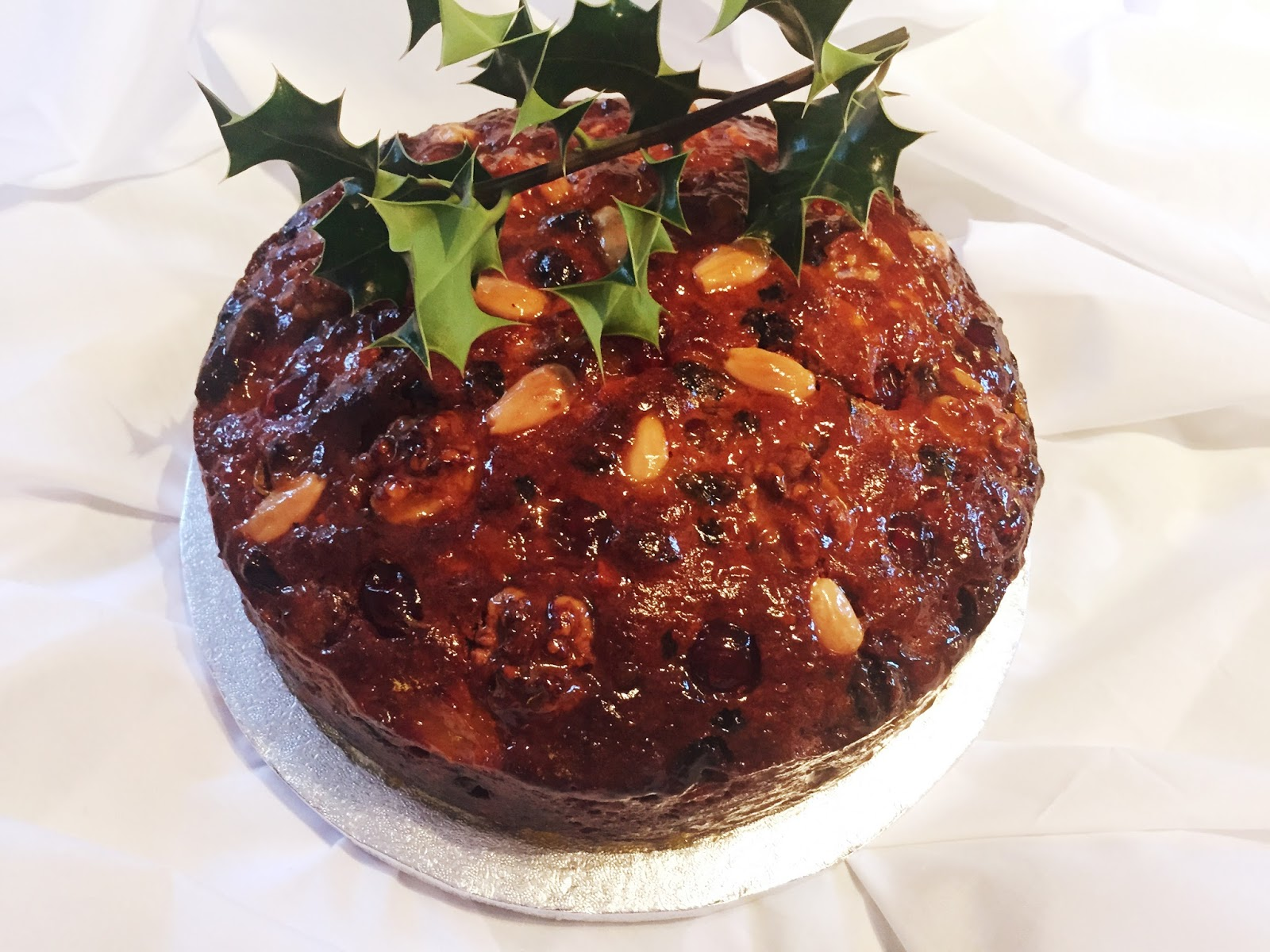 Baked By Rach Mary Berry S Christmas Genoa Cake