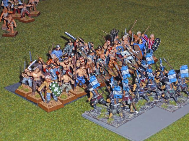 Black Powder 28mm Warlord games miniatures by BlackPowder
