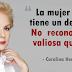 18  frases de Carolina Herrera que toda mujer debe leer para sentirse bella, única e importante