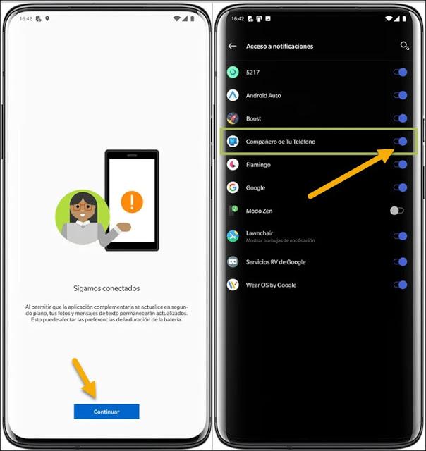 أخيرا يمكنك الآن يمكنك رؤية وقراءة إشعارات هاتفك على جهاز الكمبيوتر الخاص بك بهذه الميزة الجديدة في الويندوز