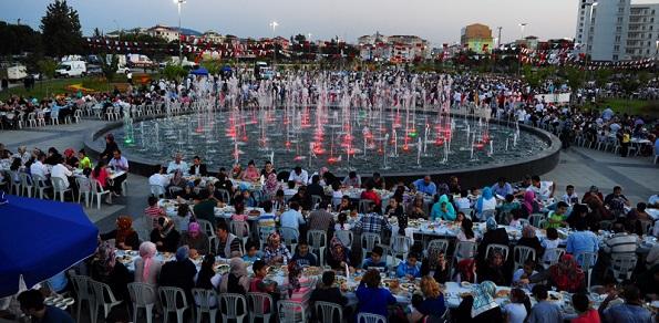 Ramazan etkinlikleri hız kesmeden devam ediyor