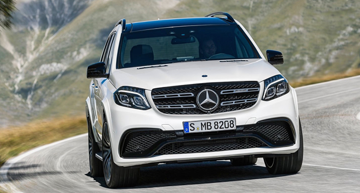 2019 Mercedes Benz Gls Redesign Specs Leaked Review Auto Overview