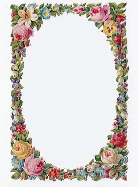free victorian clip art frames - photo #12