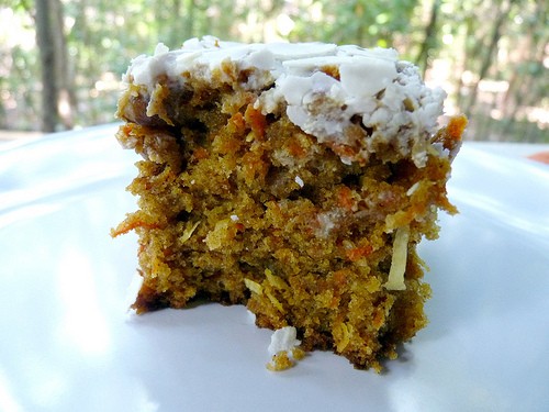 Carrot Cake Wedding Cake Recipe Uk