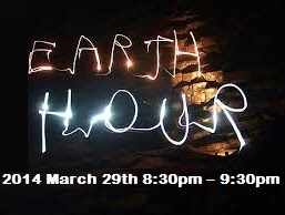 15M Filipinos Support Earth Hour March 29th.