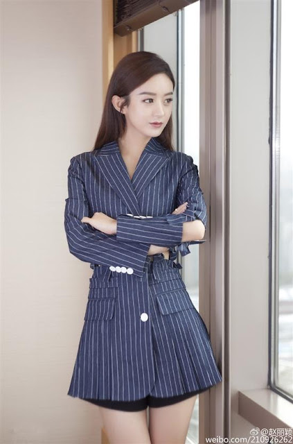 Zanilia Zhao Li Ying climbs the corporate ladder - DramaPanda