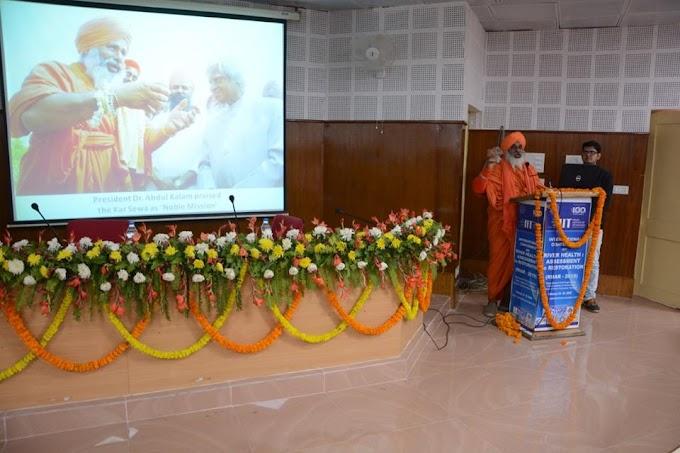 Sant Seechewal's works honored at the Banaras Hindu University