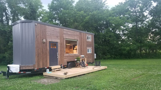 Pisgah Forest Tiny House