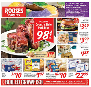 ⭐ Rouses Ad 1/22/20 ⭐ Rouses Weekly Ad January 22 2020