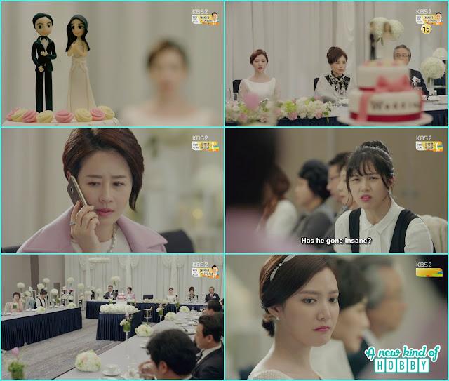 ji taek refuse to get engage Yeon Eun - controllably Fond - Episode 12 Review - Korean Drama 2016