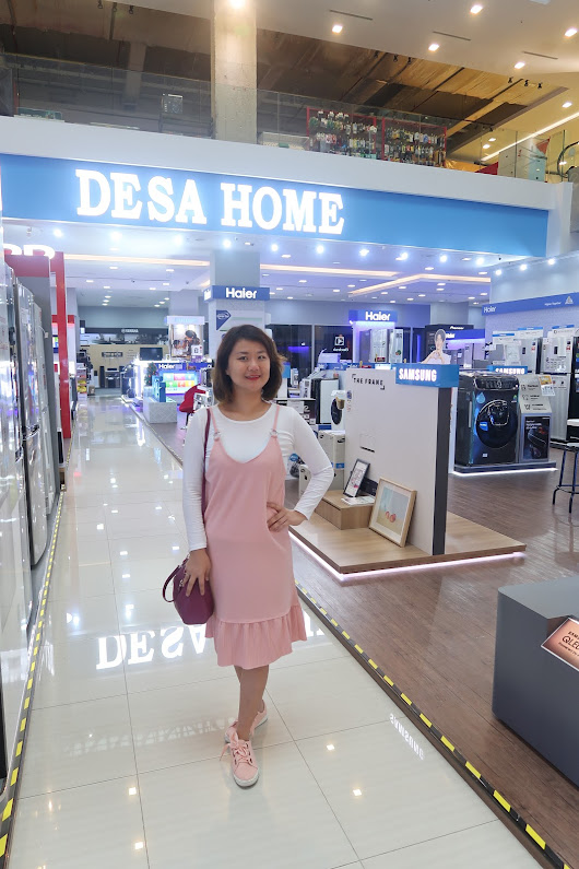 Wendy Pua | Malaysia Chinese Lifestyle Blogger: Shopping at Desa Home Theatre One City