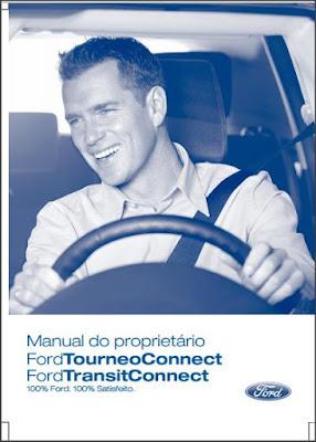 Manual do proprietário Ford Transit