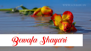 Love Bewafa Sad Shayari In Hindi