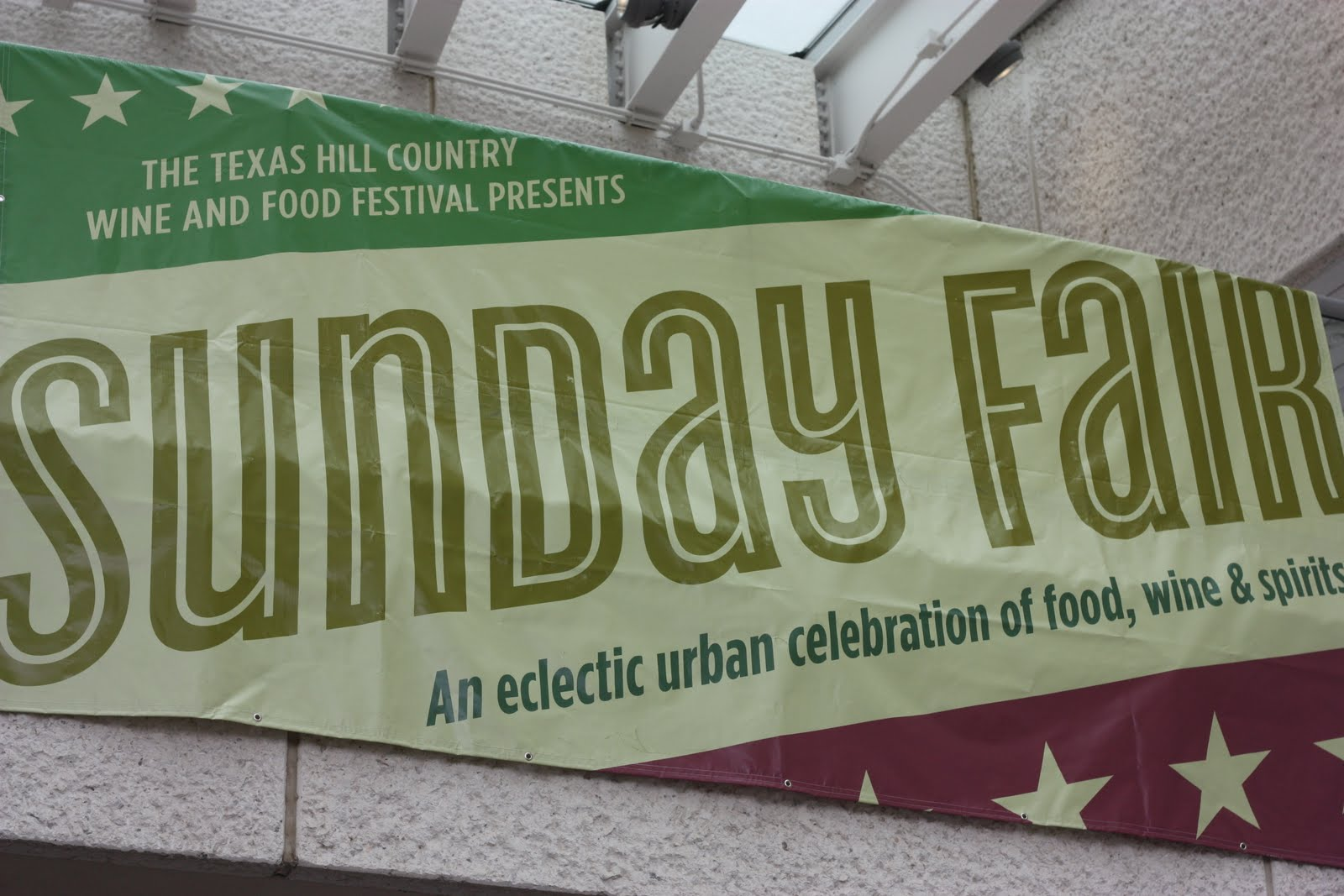 Sunday Fair @ The Texas Hill Country Food & Wine Festival