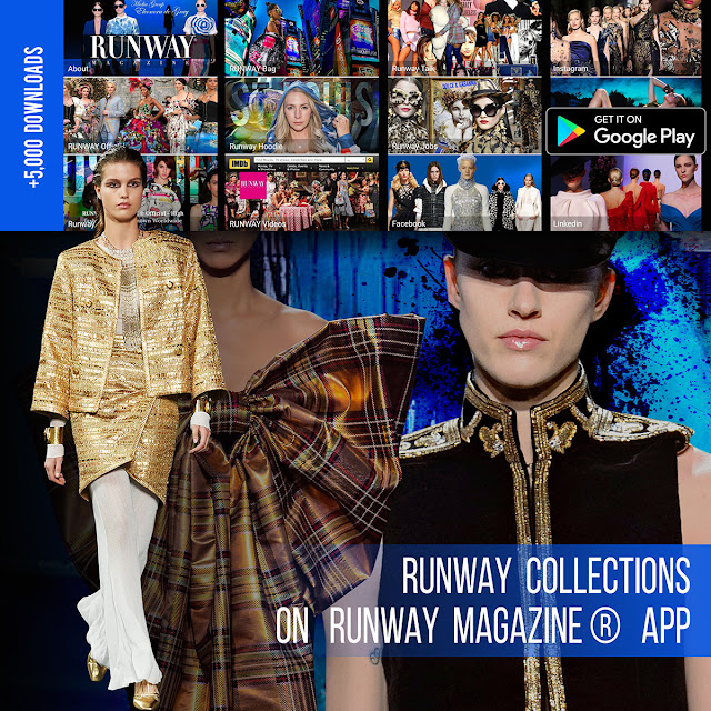 RUNWAY MAGAZINE Collections
