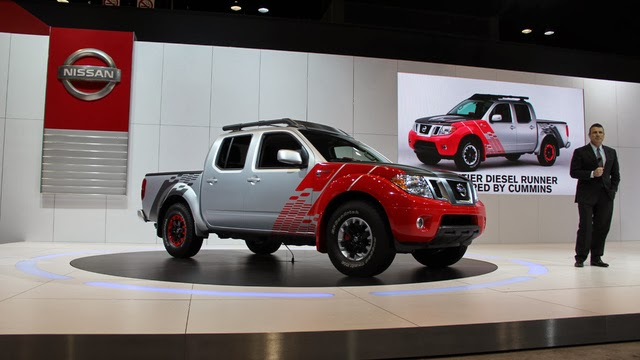 nismo stuff nissan frontier diesel runner formally introduced. Black Bedroom Furniture Sets. Home Design Ideas