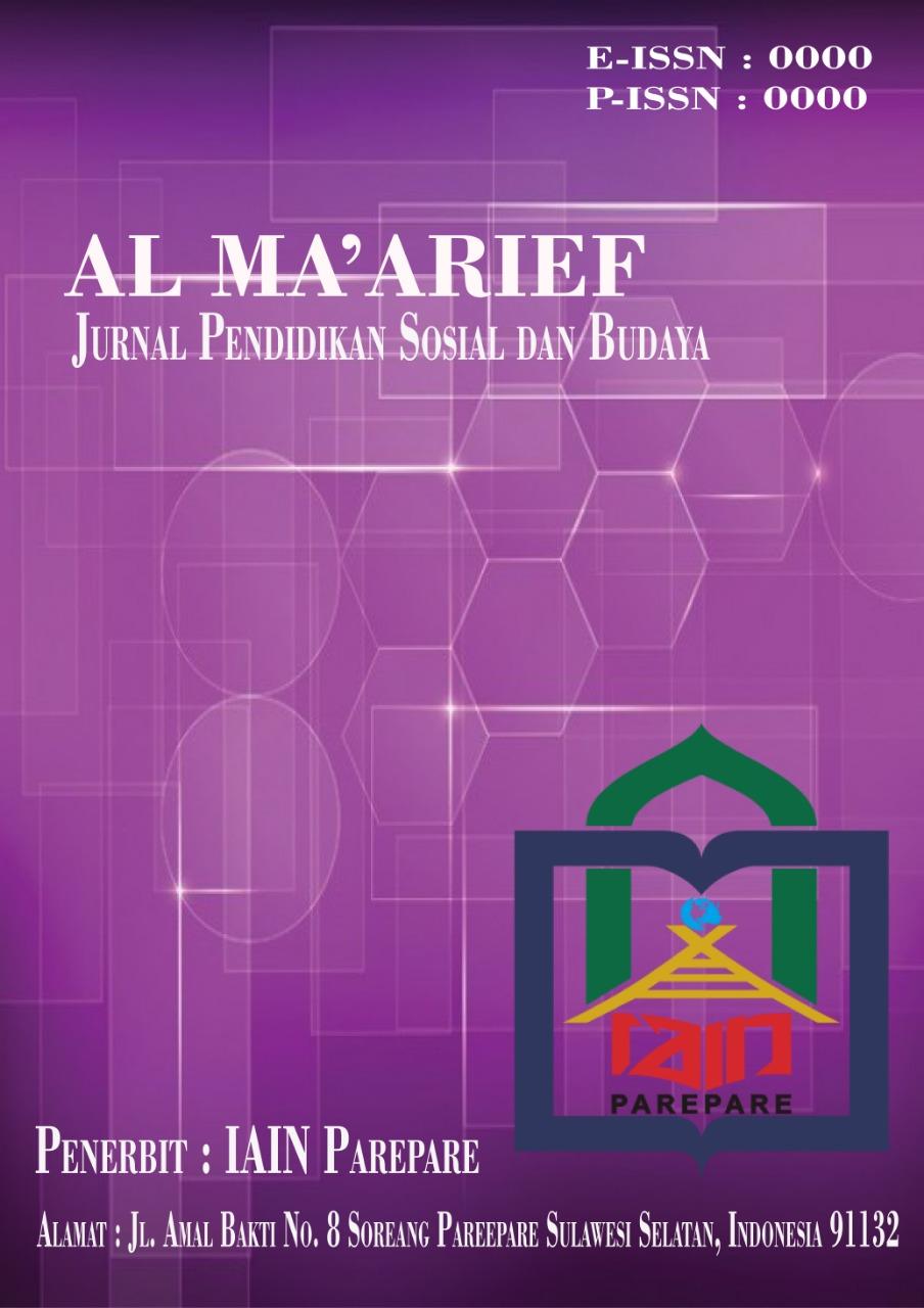 JURNAL AL MA'ARIEF