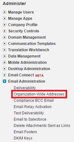 Infallible Techie How To Set From Address For Sending Emails Using